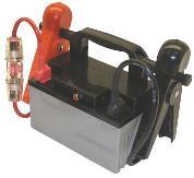 Бустер переносной мобильный для пуска двигателя погрузчиков