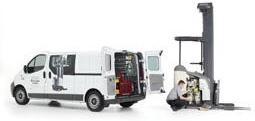 мобильные сервисные мастерские по ремонту погрузчиков