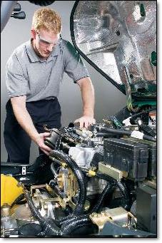 Сервис и ремонт погрузчиков