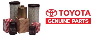 На складе более 3000 запчастей на складскую технику и погрузчики Toyota, и более 50 000 запчастей для Toyota мы предлагаем под заказ