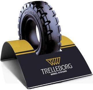 Шины для погрузчиков Trelleborg