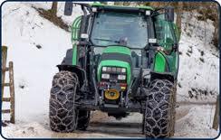 Цепи на колеса трактора - тип сотами. Цепи противоскольжения на колеса трактора или треллевочника рисунком сота.