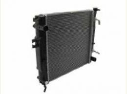Запчасти для погрузчика Toyota  - 164201661071 Радиатор в сборе для погрузчика Toyota 8FG18 (8FG15)