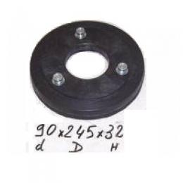 Запасные части для поломоечных машин TENNANT (Поломойки Теннант) - 1010945 Крашка моющей щетки