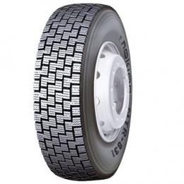 Грузовые радиальные шины NOKIAN - T675005 315/80R22.5 NTR-831 OT