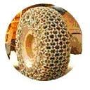 Защитные цепи для колес 52 / 80 - 57 - 20 Universal Heavy S.Square Производство Турция Las-Zirh