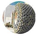 Защитные цепи для колес 52 / 80 - 57 - 20 Royalrock Heavy S.Square Производство Турция Las-Zirh