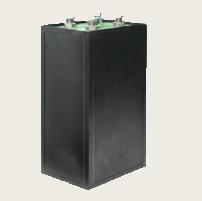 Тяговой аккумулятор 2х20х3Р70 210am/h EV-687  (Тяговая батарея)