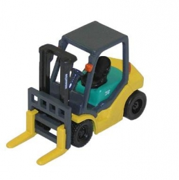 10400194 погрузчик Komatsu (FD25-16Bx50 Pullback - модель) Модель погрузчика Komatsu (FD25-16Bx50 Pullback - модель) Масштаб 1/87