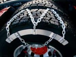 Сектор цепи противоскольжения для грузового автомобиля MAXI GRIP R22.5  1 СЕКТОР