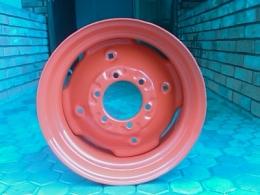 Диск колесный для погрузчика Bobcat, Case, Doosan, Mustang, New Holland, TCM. Колесный диск для минипогрузчика под шину 10-16,5