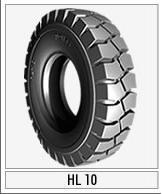 Пневматическая шина 4.00-8 8PR HL10 PETLAS для погрузчика