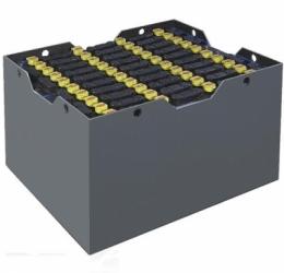 Тяговая кислотная аккумуляторная батарея 2x22B 350 А.ч. для напольного транспорта