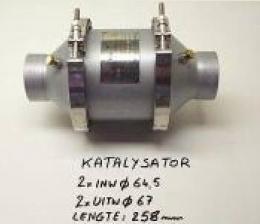 107TA1936 Катализатор универсальный для погрузчика