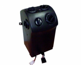 Автономный обогреватель кабины 48 Вольт, 550Ватт.